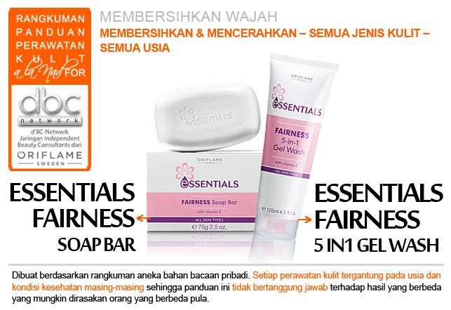 Essentials 5in1 Fairness Series
