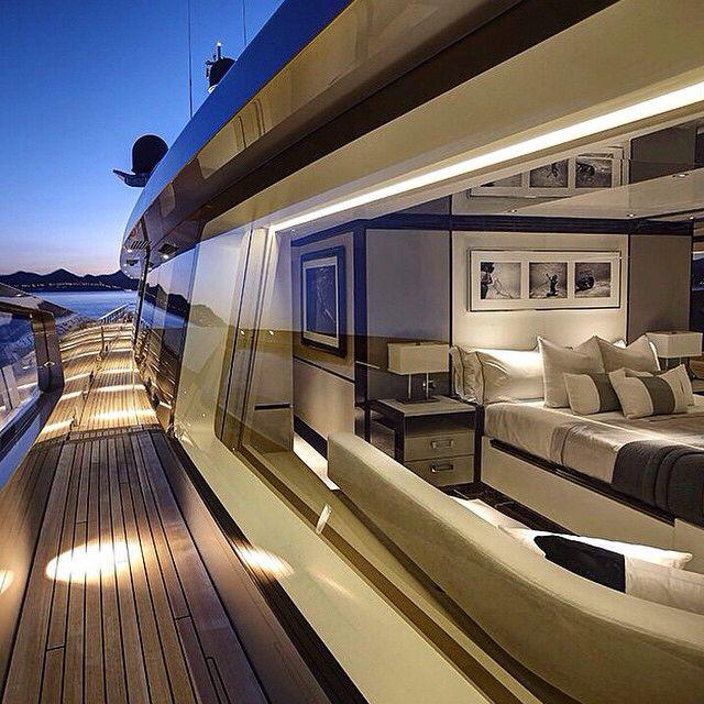 best 25  luxury yacht interior ideas on pinterest