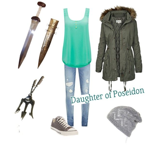 Hey! I'm a Demi god, daughter of Poseidon! Granddaughter of Hecate, can work magic to an extent but I'm mainly a chemist.  (Ya child of Poseidon aren't all like Percy, we vary a lot... Just ask my siblings on dis board)