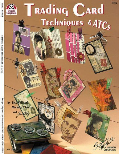Trading Card Techniques & Atc (DO #3382)