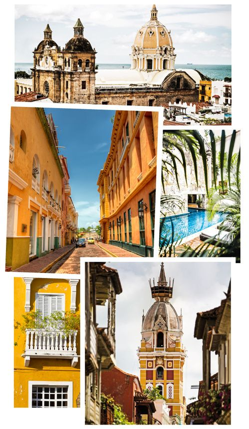 To visit Colombia is to step into the sun-bleached world of Gabriel García Márquez. It's also a land of colonial cities paved with gold and with a vibrant atmosphere worthy of 1940s Havanna, architecture featuring colorful haciendas and super modern skyscrapers, Cartagena is fast becoming a magnet for luxury globe-trotters. The Vogue.fr guide.