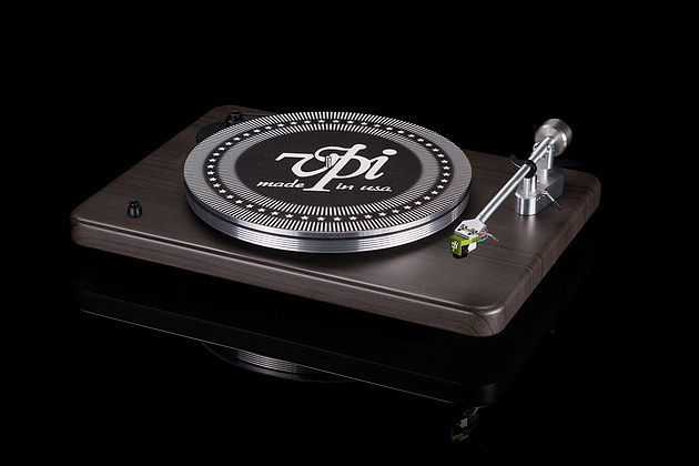 Mono and Stereo High-End Audio Magazine: NEW VPI CLIFFWOOD TURNTABLE