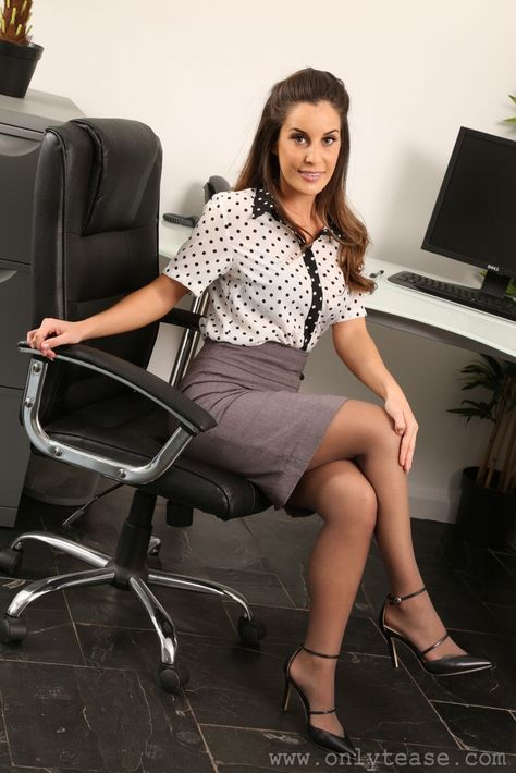 842 Best Sexy Office Images On Pinterest  Secretary And -2690