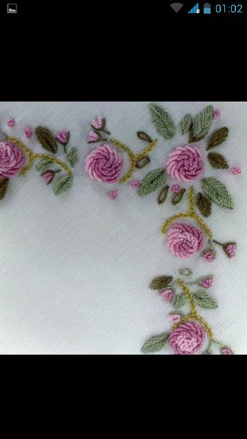 60 best images about ROCOCÓ on Pinterest | Hand embroidery ...