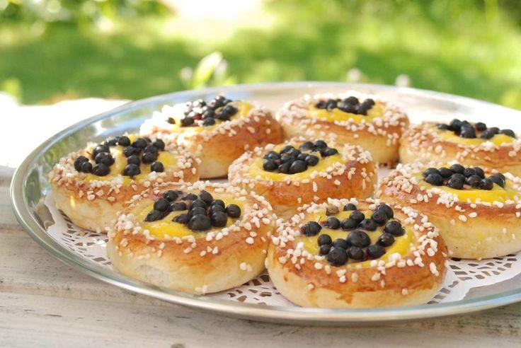 #leivojakoristele #mustikkahaaste Kiitos Virpi J.