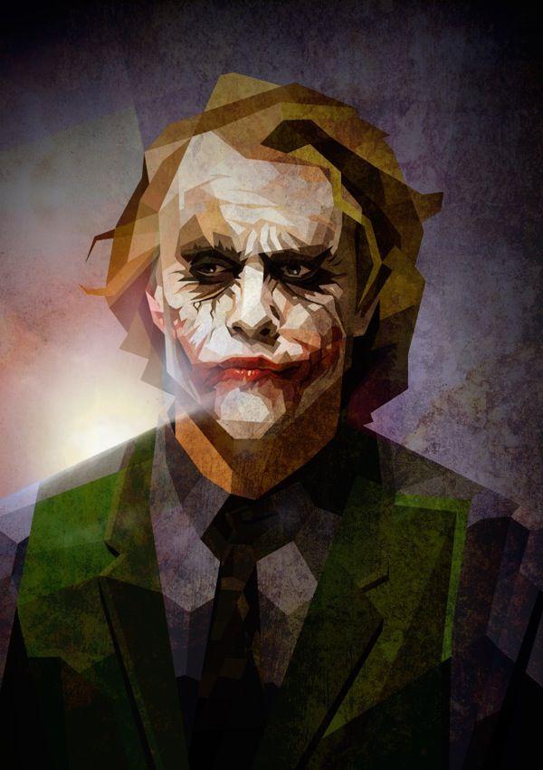 pin the joker art - photo #28