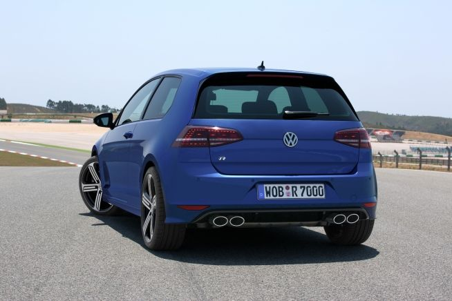 It is the year of the Golf. The first six months of 2013 have already seen the debuts of the new Golf GTI, Golf GTD, Golf Estate and Golf TDI Blu