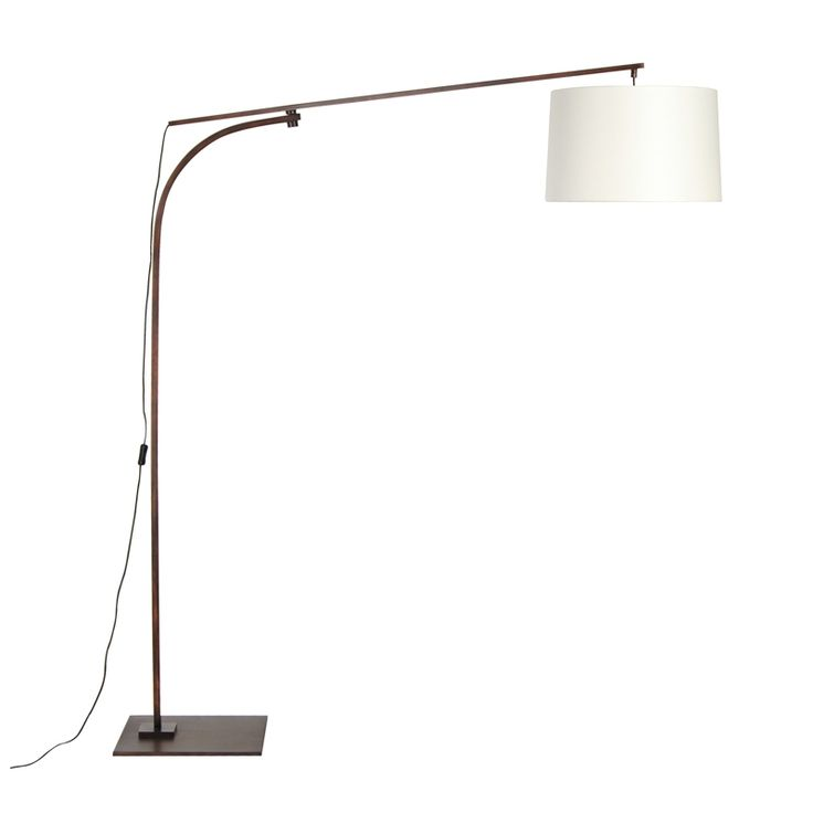 铁艺落地灯 铁质 钓鱼灯 W1600 H1890mm 临时 Lighting、light