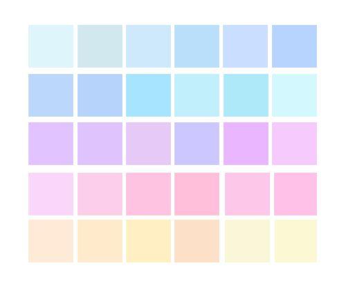 Pastel Colors Palette Google Search Colour Palette