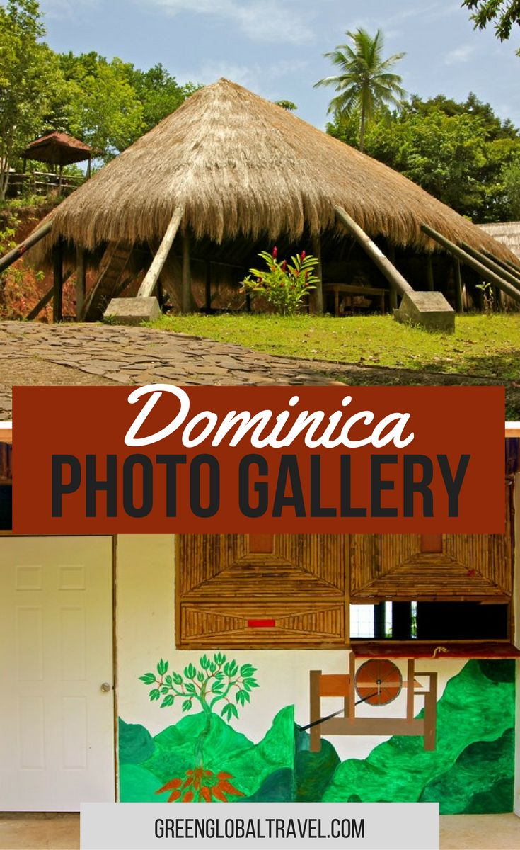 Here's our photo gallery from the Dominica, including the Kalinago Territory and Cassava Bread Bakery | Carib Model Village | Carib | Huts | Indigenous Artisans | Rosalie Bay |