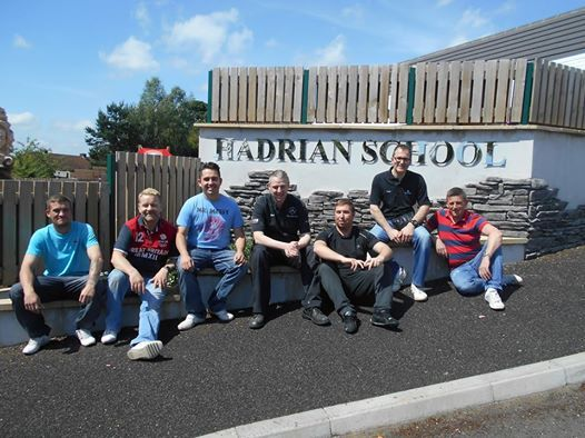 A team of volunteers from Mercedes-Benz of Newcastle recently grabbed their paint brushes to help out at Hadrian School! Click to Read what they got up too!