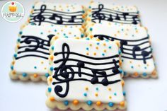 cookies with marching band design - Google Search