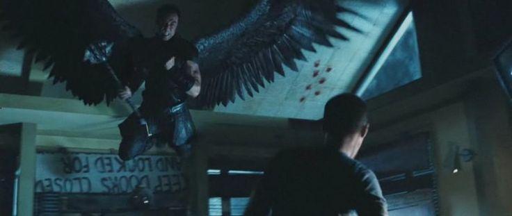 Legion 2010: Movie Posters, Cast