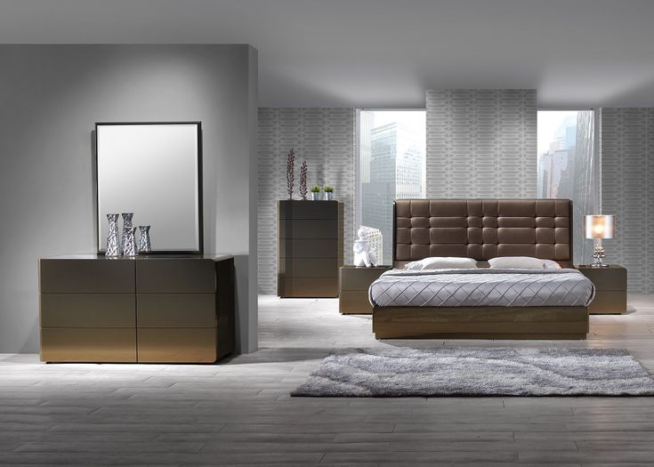 68 best Premium Bedroom Furniture images on Pinterest | Modern ...