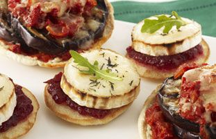 Schwartz recipe for Goats Cheese & Cranberry Blinis, ingredients and recipe ideas for Dairy and French cooking. Visit Schwartz for more recipe ideas.