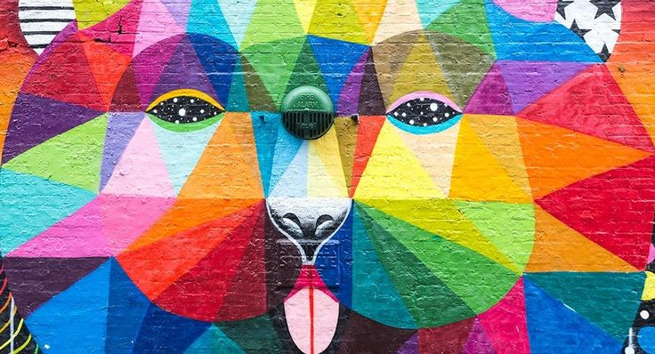 East London is packed with some of the best pieces of street art in the world! Have a look at our picks from Shoreditch and Bethnal Green.