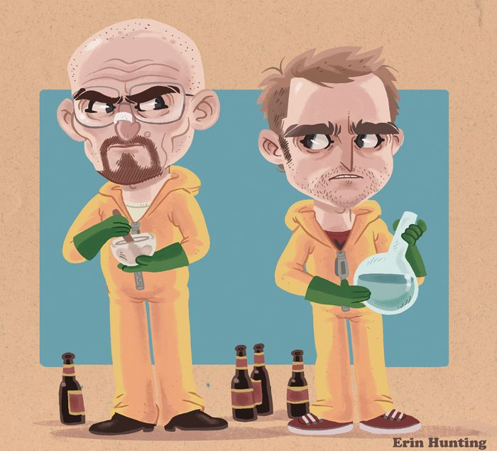 Breaking Bad   Animation Insider- Animation interviews and articles