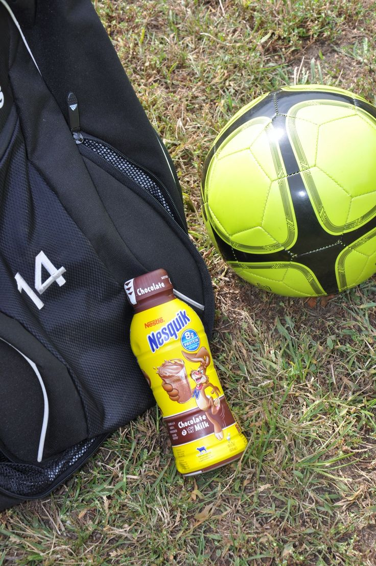Lifestyle Blogger And Soccer Mom, My Friend Betty, Shares Why Nesquik Is A  Big