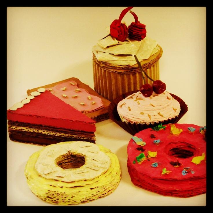 Fake Cakes Uk