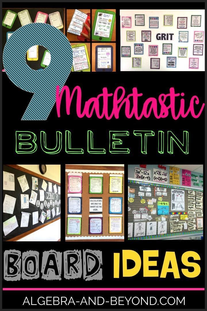 Secondary Math Classroom Decorations ~ Best classroom posters and quotes images on pinterest
