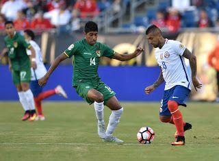 Blog Esportivo do Suíço:  Com pênalti polêmico aos 55 do 2º tempo, Chile bate a Bolívia na Copa América