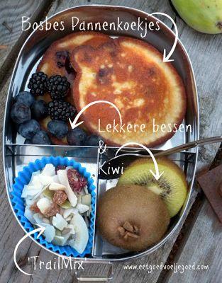 Eet goed, Voel je goed: 5 Schoollunches zonder Brood - Donderdag