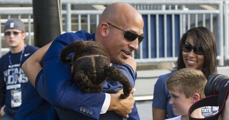 James Franklin's wife jokes that Penn State needs to win or 'me and the kids are gone' - SB Nation