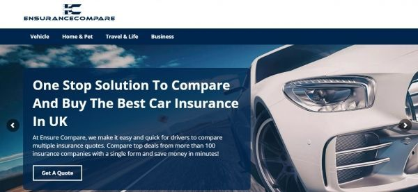 Quick And Easy Insurance Comparison Quotes Online For Car Home Property Pet A Car Comparison Ea Insurance Comparison Comparison Quotes Best Insurance