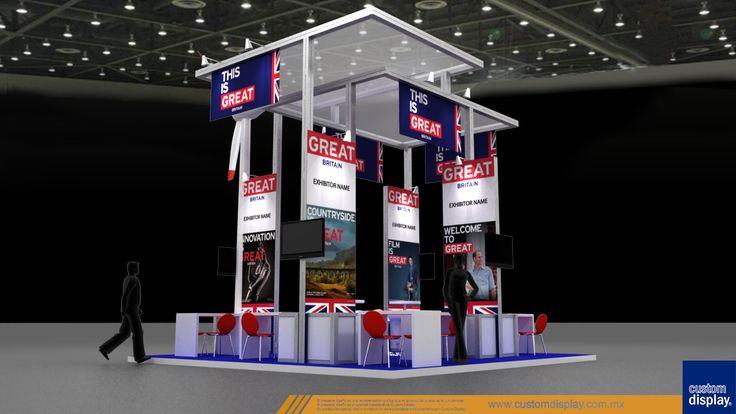 Expo Stands Mexico : Diseño stands stand portatil para exposiciones expo renta