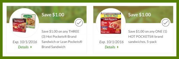 Hot Pockets Manufature and publix digital coupons - http://couponsdowork.com/publix-coupon-matchups/publix-hot-pockets-dealios/