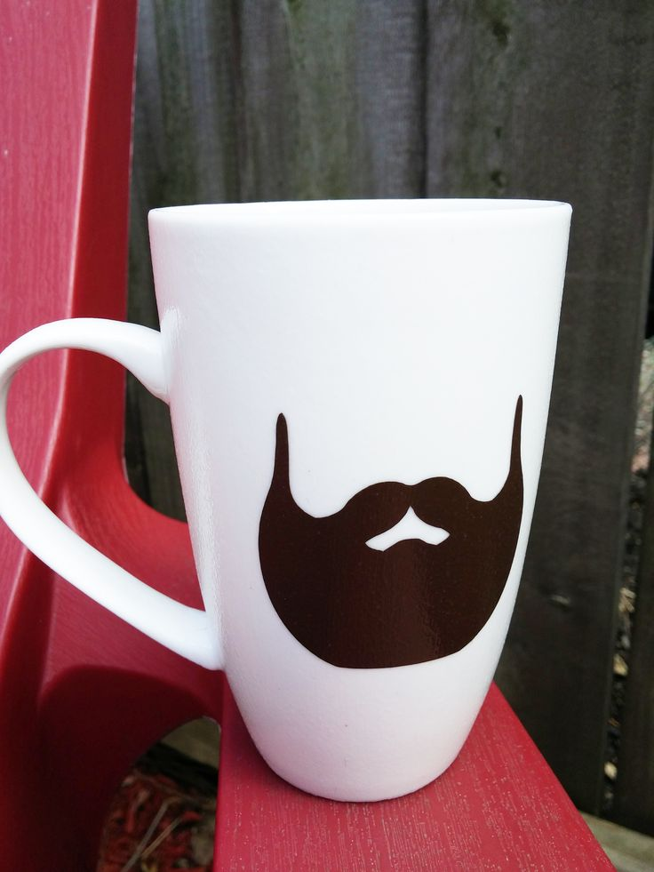 Personalized mug - custom coffee mug for the whole family, faces, facial hair, beards, glasses, choose your features
