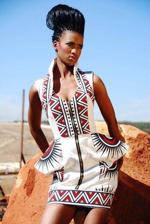 South African designer