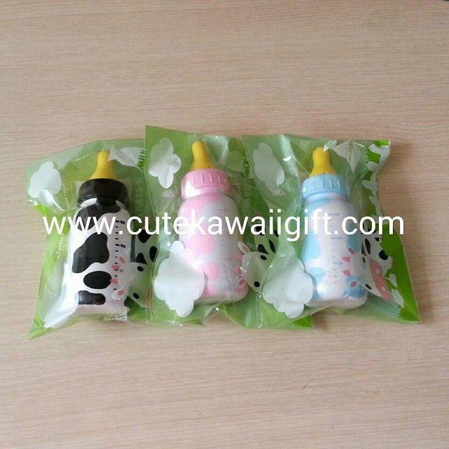 Ibloom Milk Bottle Available : 3 colors Rp 275.000- / pc #ibloommilkbottle #milkbottlesquishy # ...
