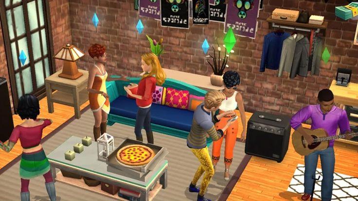 Una nueva versión de Los Sims estará disponible para tu celular. The Sims Mobile, el juego del cual muchos nos enamoramos y que aun tenemos ganas de jugar.