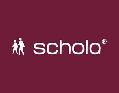 "Check out new work on my @Behance portfolio: ""Branding_schola"" http://on.be.net/1HJlNDk"