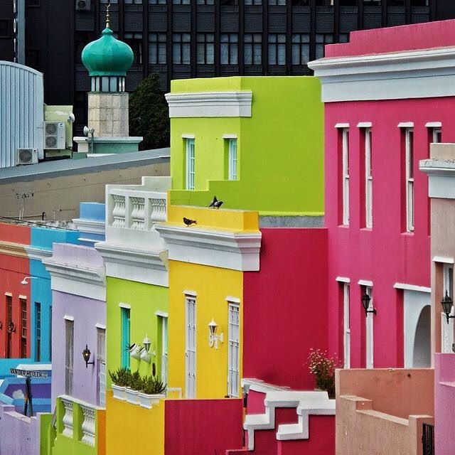 More photos of Cape Town. This is in the Bo-Kaap. ______________________________