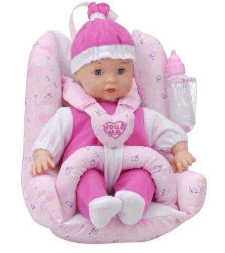 Toys R Us Baby Dolls : You me quot baby doll with car seat by toys r us