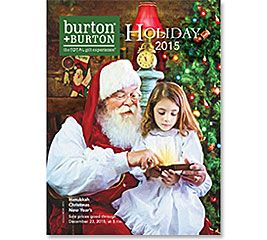 HOLIDAY CATALOG 2015 #burtonandburton