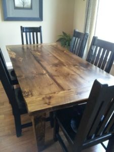 Kitchen Tables Ottawa 14 best looking for diy table ideas images on pinterest diy table harvest tables ottawa workwithnaturefo