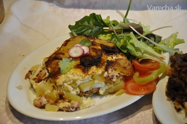 Francúzske zemiaky z konvektomatu (fotorecept)