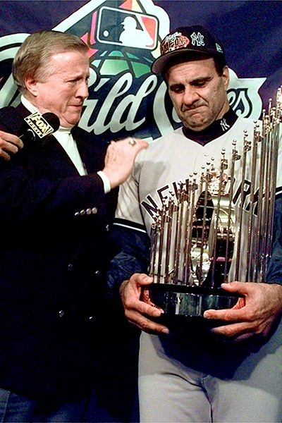 George Steinbrenner and Joe Torre,  NY Yankees