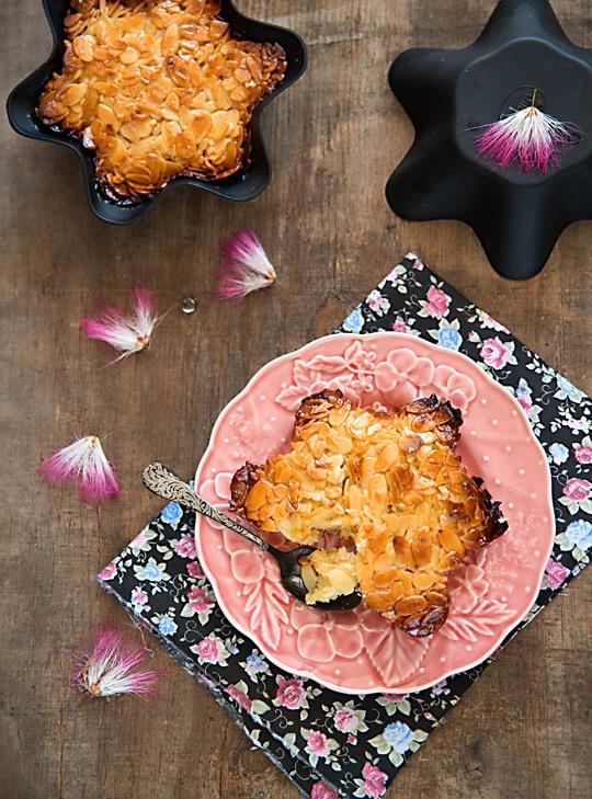 Tartes de amêndoa / Almond tarts