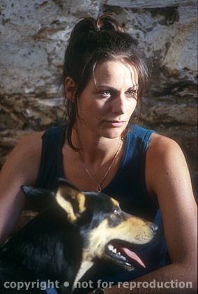 Lisa Chappell as Claire McLeod