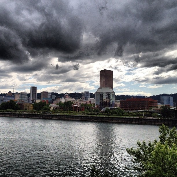 """A typical day in Portland. Rain, clouds and sun all at once!"" - Niki Mae Inouye, Mashable Photo Challenge: Weather: Photo Natural, Portland Oregon Rain, Mashpic Weather, Mashabl Photo, Weather Photo, Around The World, Stunning Weather, Photo Challenges, Cloud Weather Volcanoes"