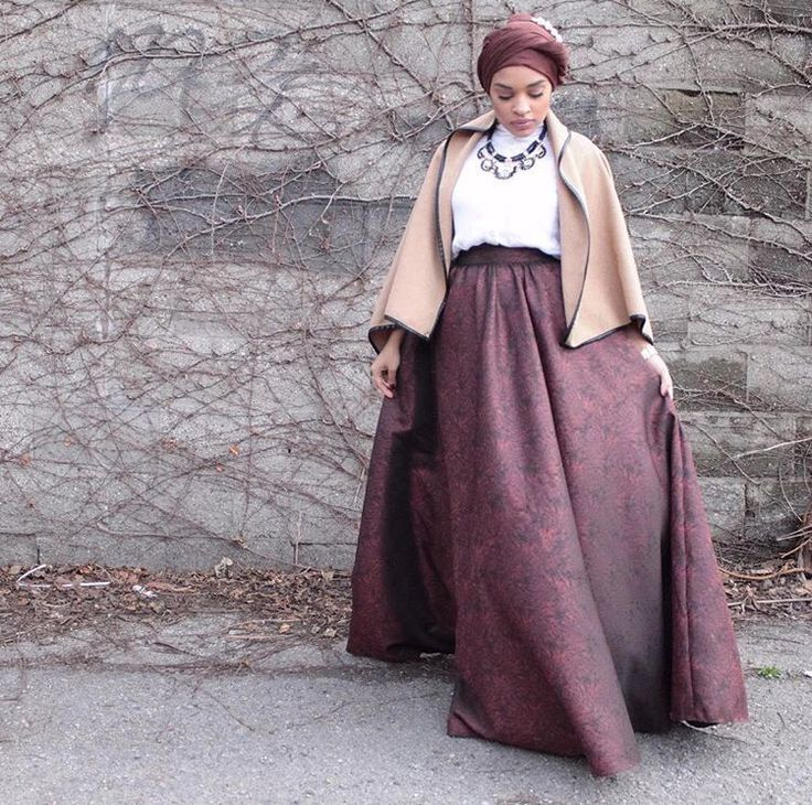 147 best images about Eid outfits on Pinterest | Roksanda Maxi dress with sleeves and Hijab dress