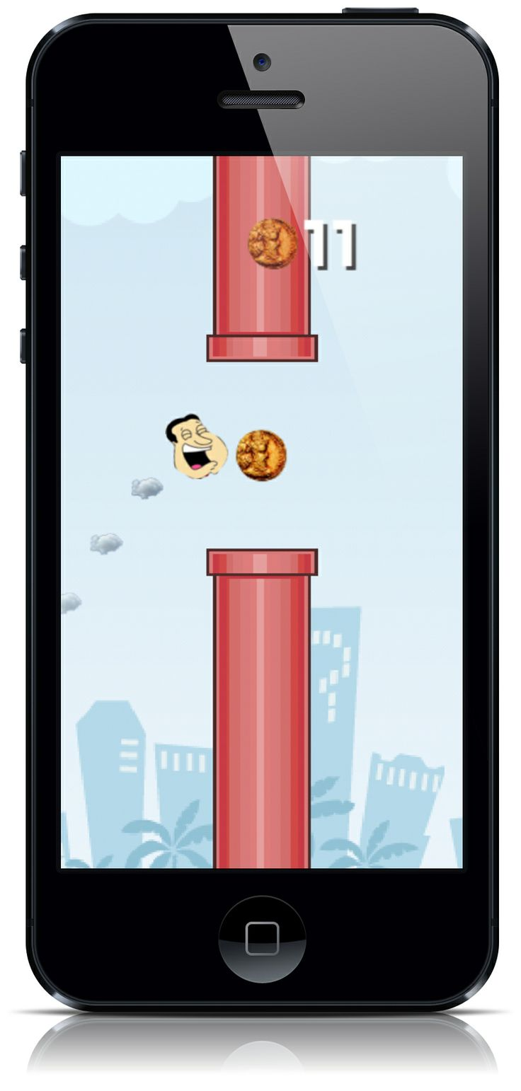 Flappy Quagmire made with the Flying Avatar Game!  #flyingavatar #game #flappybird #familyguy  http://www.flyingavatar.com