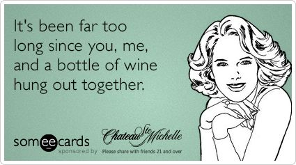 ecards drinking wine - photo #41