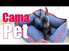 Oi gente, tudo bem??? No vídeo dessa semana vou ensinar vocês como fazer uma cama para cachorro/gato! É mais fácil do que tu imagina!!! O post no blog, com t...
