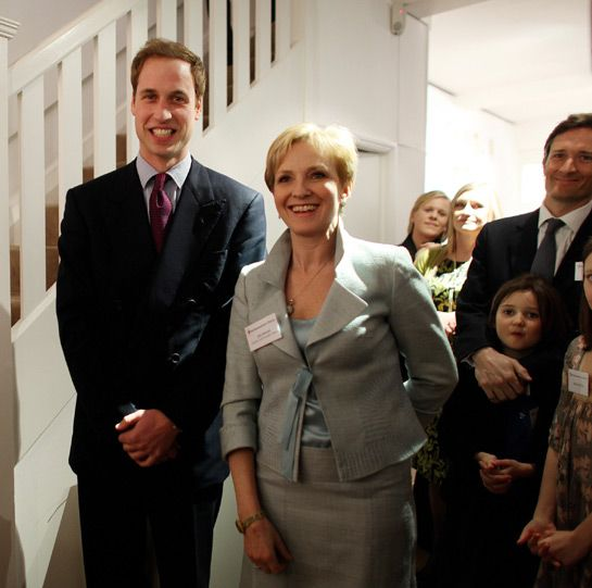 Prince George's christening: Princess Diana's friend Julia Samuel chosen as godparent - hellomagazine.com