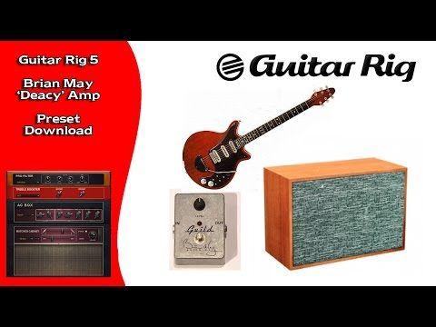 Brian May Guitar Rig : 17 best images about guitar rig 5 preset downloads brian may on pinterest bohemian mothers ~ Vivirlamusica.com Haus und Dekorationen